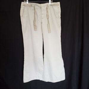 Old Navy wide legs pants . Size 14